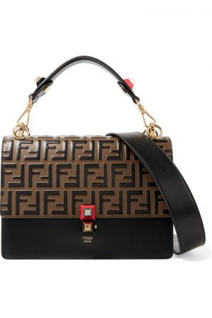 The new Fendi Collection featured by popular high end fashion blogger, A Few Goody Gumdrops