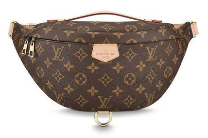 Designer Bum Bags featured by popular high end fashion blogger, A Few Goody Gumdrops: Louis Vuitton Bum Bag