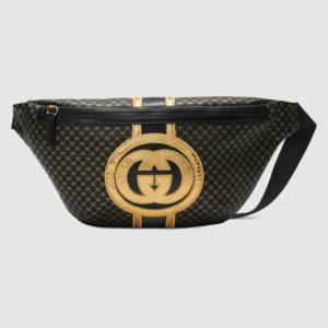 Designer Bum Bags featured by popular high end fashion blogger, A Few Goody Gumdrops: Gucci Bum Bag