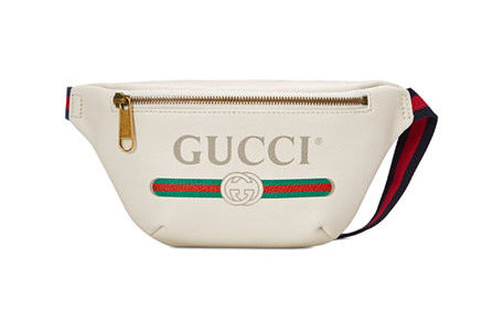 Gucci Designer bum bags featured by top high end fashion blog, A Few Goody Gumdrops
