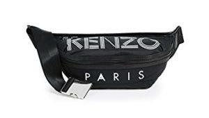 Designer Bum Bags featured by popular high end fashion blogger, A Few Goody Gumdrops: Kenzo Bum Bag