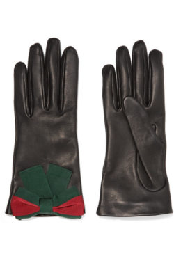 "Designer Gloves | ""featured by high end fashion blogger, A Few Goody Gumdrops"""