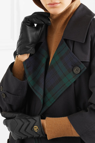 "Designer Gloves   ""featured by high end fashion blogger, A Few Goody Gumdrops"""
