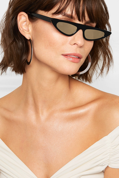 Designer Sunglasses for Fall featured by top high end fashion blog, A Few Goody Gumdrops
