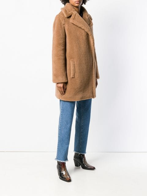 Teddy Bear Coat Collection featured by top high end fashion blog, A Few Goody Gumdrops