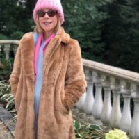 DARE to Wear a Teddy Bear Coat This Fall