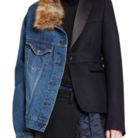 Seriously Sacai Whats Up with This Combo Look?