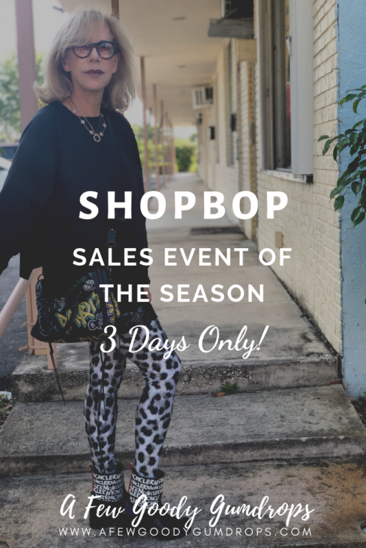 Shopbop Sales Event of The Season