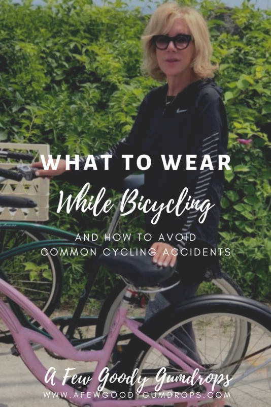 What To Wear While Bicycling And How To Avoid Common Cycling Accidents
