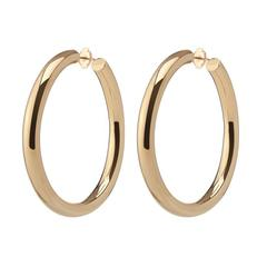 Jennifer Fisher Hoops featured by top US high end fashion blog, A Few Goody Gumdrops: image of Jennifer Fisher Erin hoops