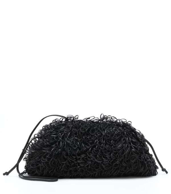 Bottega Veneta Bags featured by top US high end fashion blog, A Few Goody Gumdrops: image of a Bottega Veneta The Pouch