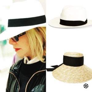 Women's Fedora hats roundup featured by top US high end fashion blog, A Few Goody Gumdrops