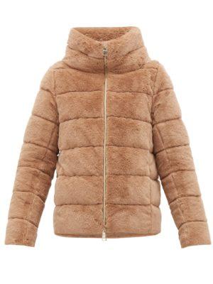Designer ski jackets featured by top US high end fashion blog, A Few Goody Gumdrops.