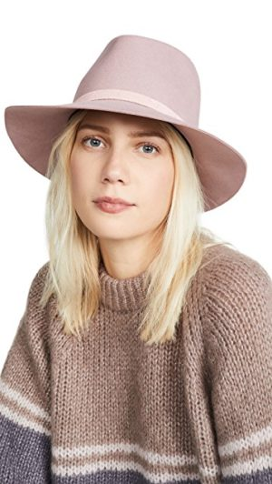 Women's Fedora hats roundup featured by top US high end fashion blog, A Few Goody Gumdrops: image of Rag & Bone floppy brim fedora