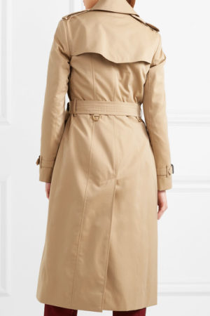 Designer Trench Coats for Spring roundup, featured by top US high end fashion blog, A Few Goody Gumdrops: Burberry classic trench coat