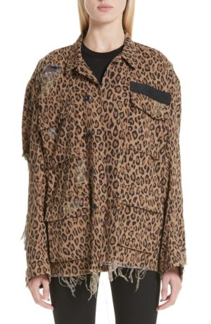 R13's Leopard Print featured by top US designer fashion blogger, A Few Goody Gumdrops