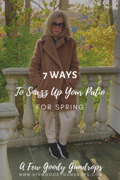 7 Ways To Snazz Up Your Patio For Spring